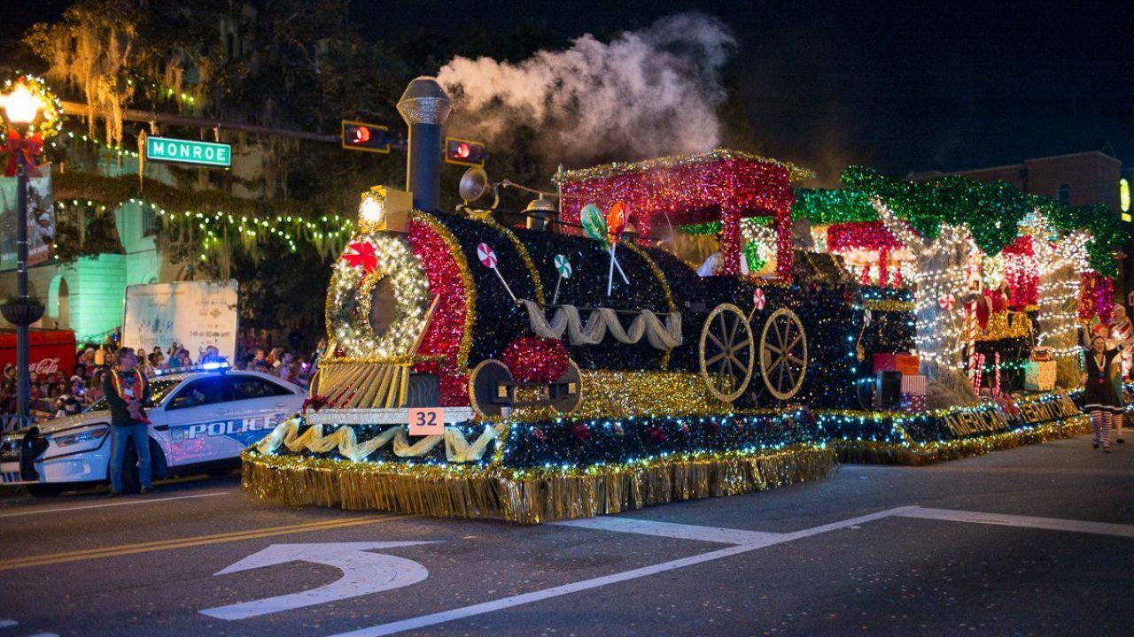Tallahassee Christmas Parade 2020 City of Tallahassee announces road closures, parking for this