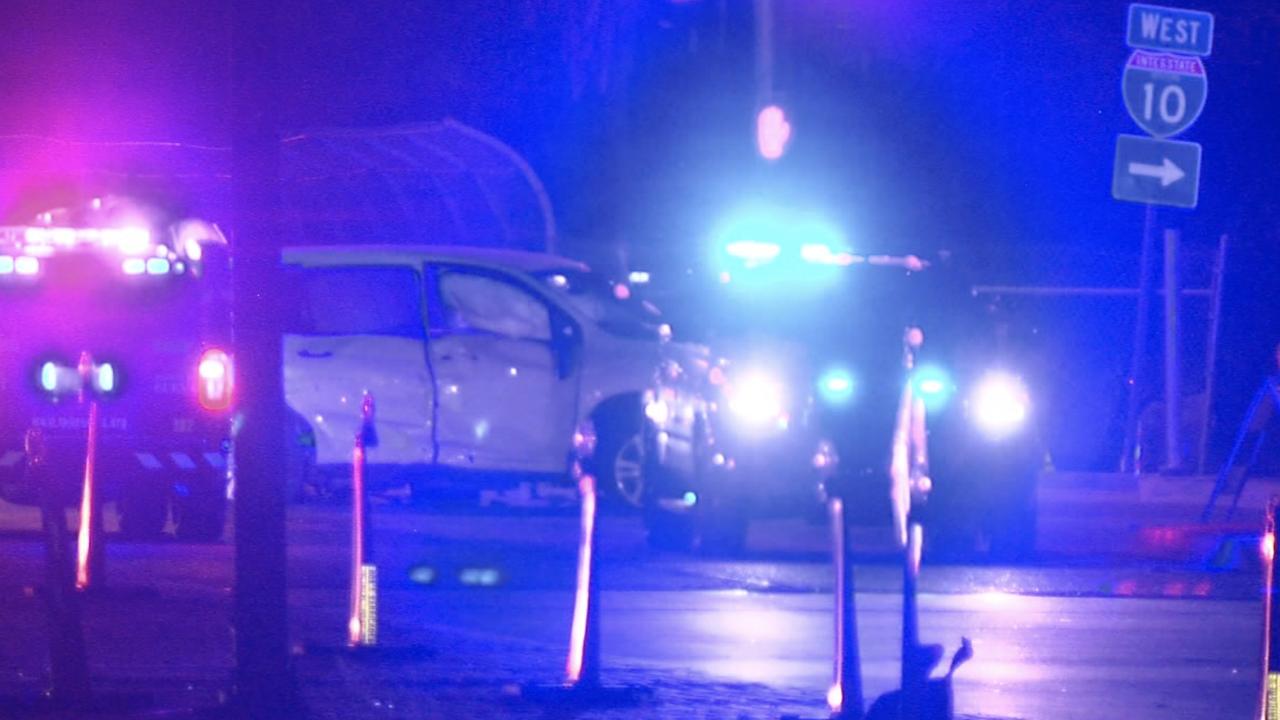 I-10 and 91st Avenue crash