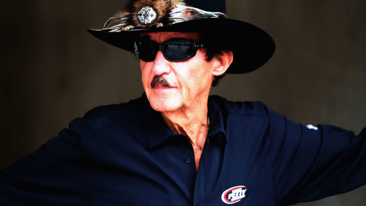 NASCAR legend Richard Petty blasts national anthem protesters