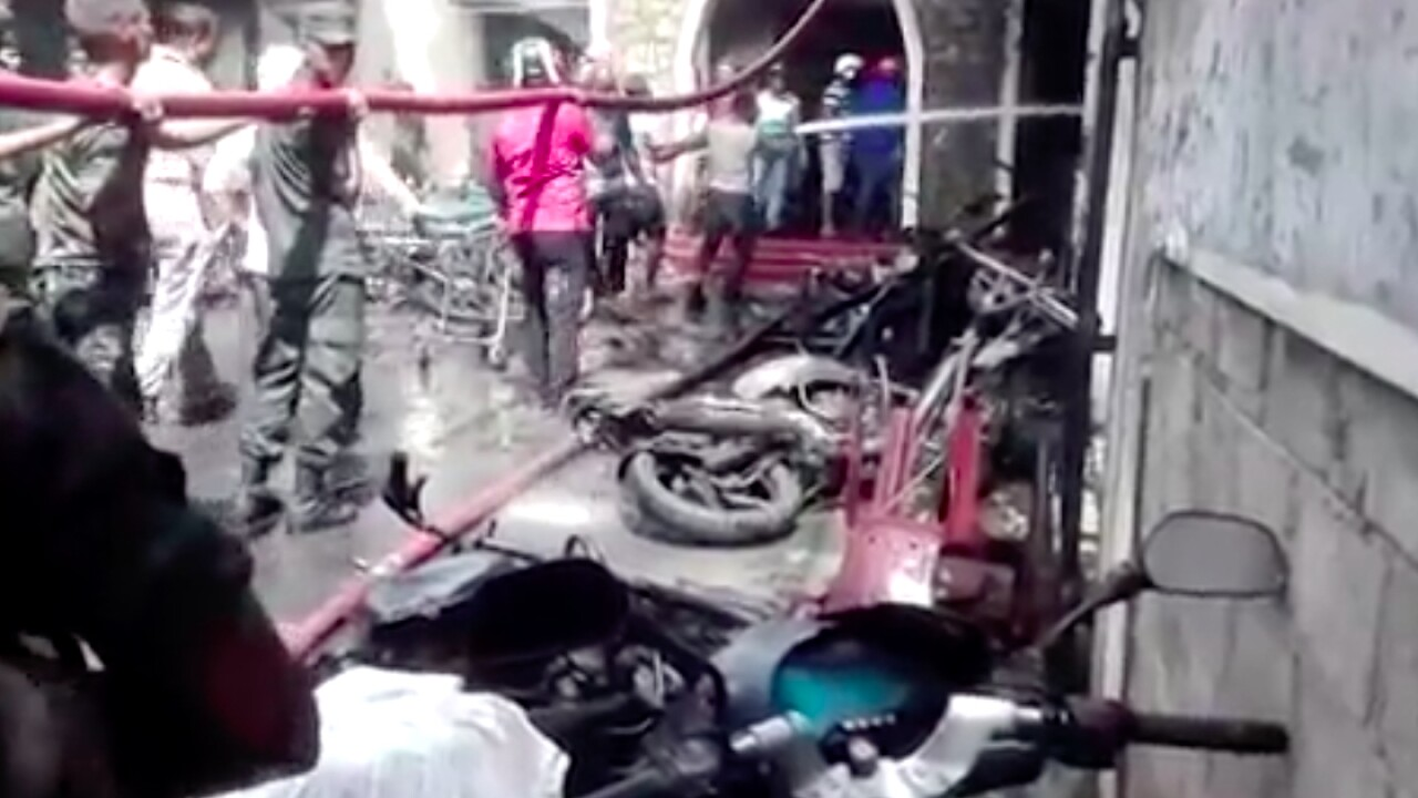 100+ tourists and 300+ shitskins dead after ter...