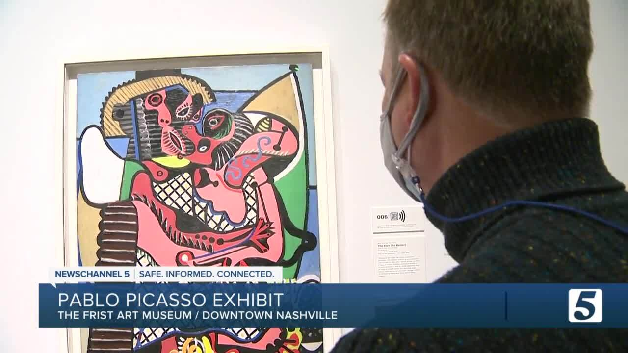 Picasso exhibit arrives at Frist Art Museum