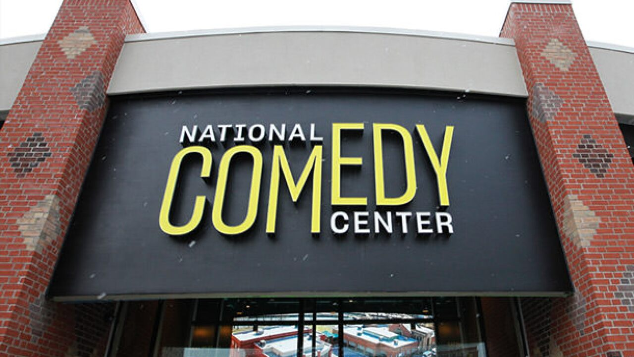 National Comedy Center in Jamestown nominated for Best New Museum award