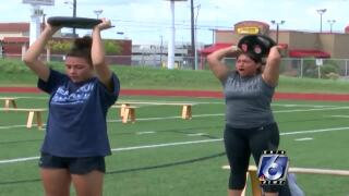 Lady Mustangs get back on track