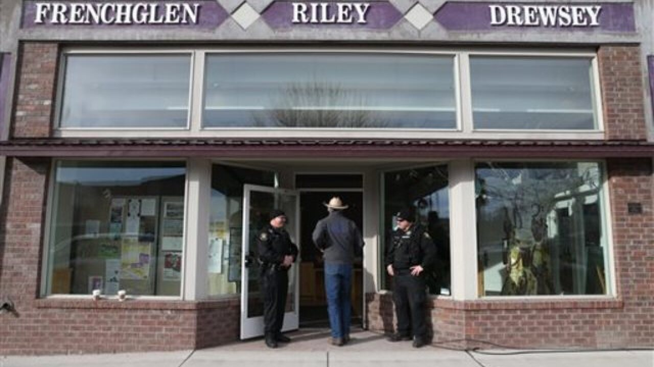 WATCH: Harney Co. conference on militia arrest