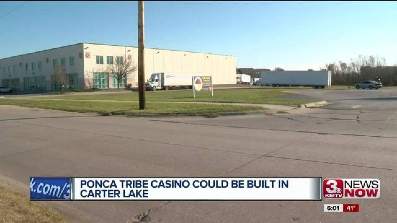 Ponca Tribe wins battle over casino rights