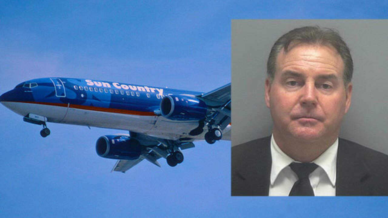 Police: Pilot had loaded gun in suitcase at Florida airport