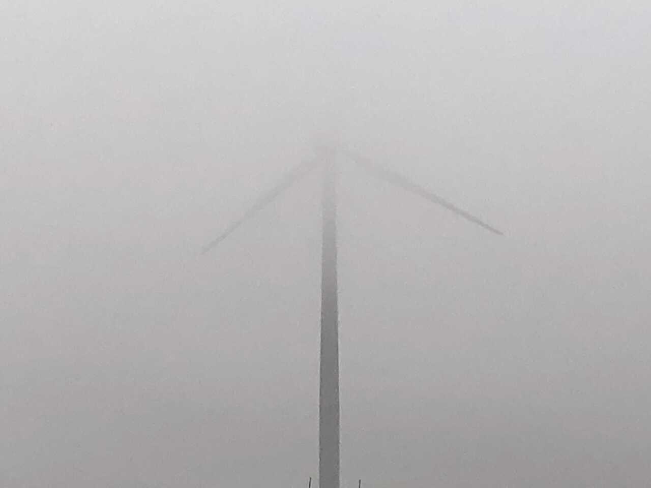 Wind Farm near Limon