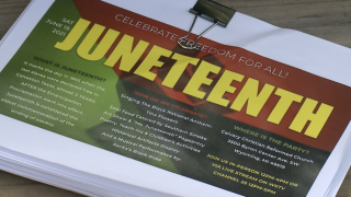 Wyoming set to host first Juneteenth celebration