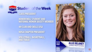 Student of the Week: Allie Delaney