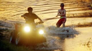 Floridians Struggle After Hurricane Charley