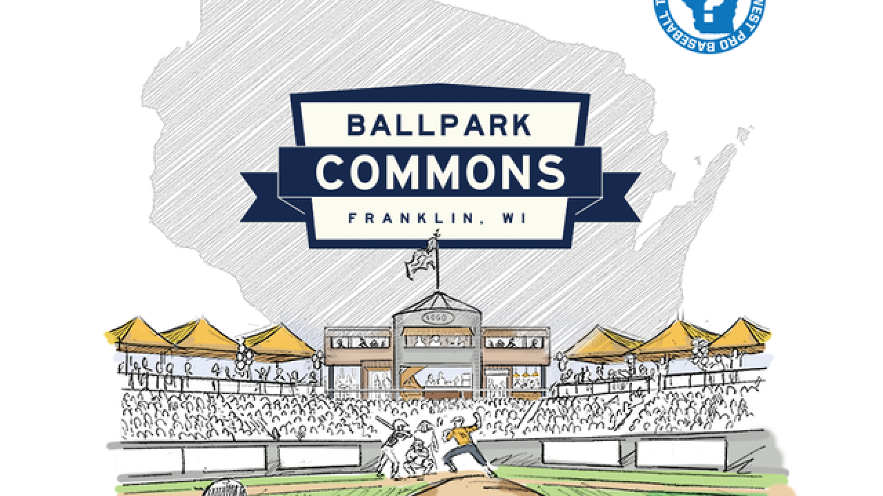 New Wisconsin professional baseball team wants fans to help pick team name