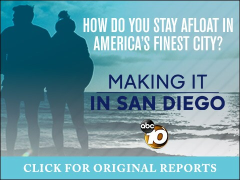 Click here for original reports on 'Making It In San Diego'