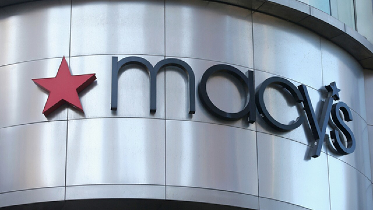 Macy's needs a Christmas miracle to end three-year sales slump