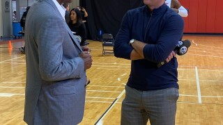 Catching up with Pistons head coach Dwane Casey