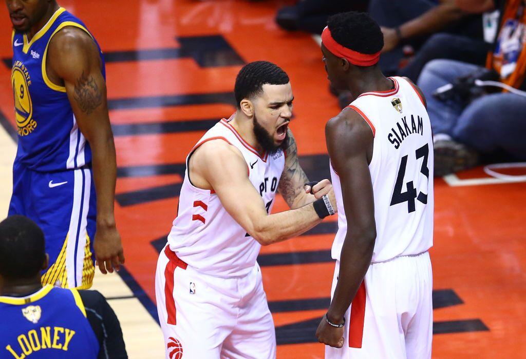 2019 NBA Finals - Game Five