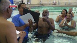 People Taking Action: Hampton YMCA volunteer gives tough love toseniors