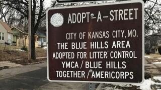 Adopt-A-Street program