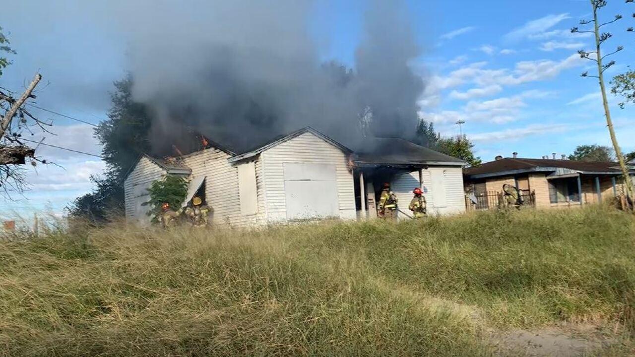 Mueller house fire.JPG