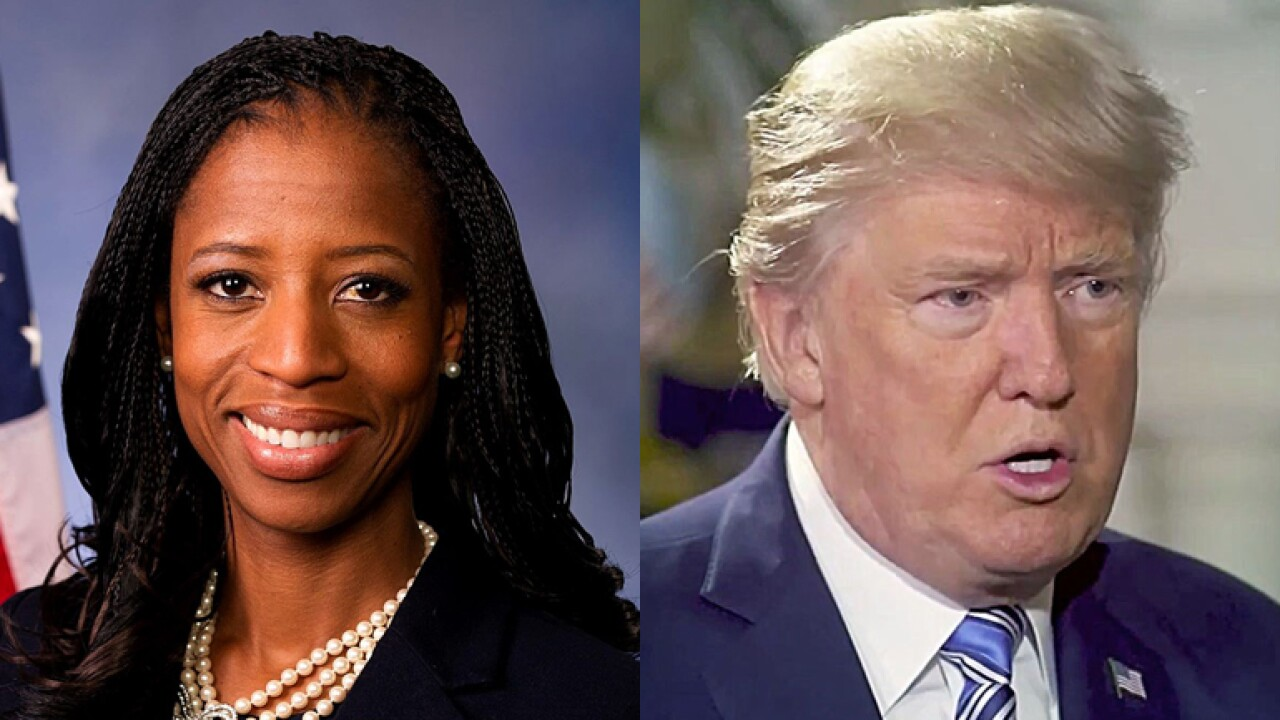 President Trump says 'Mia Love gave me no love and she lost', race not yetcalled