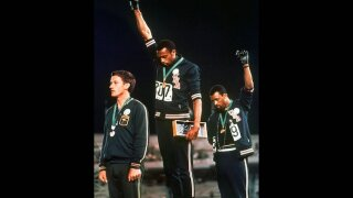 Athlete Protests