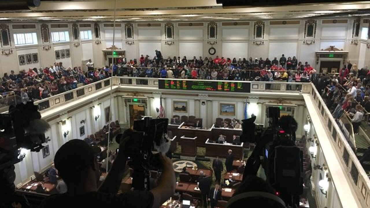 House Bill 1019 passes House, funds would go toward public education