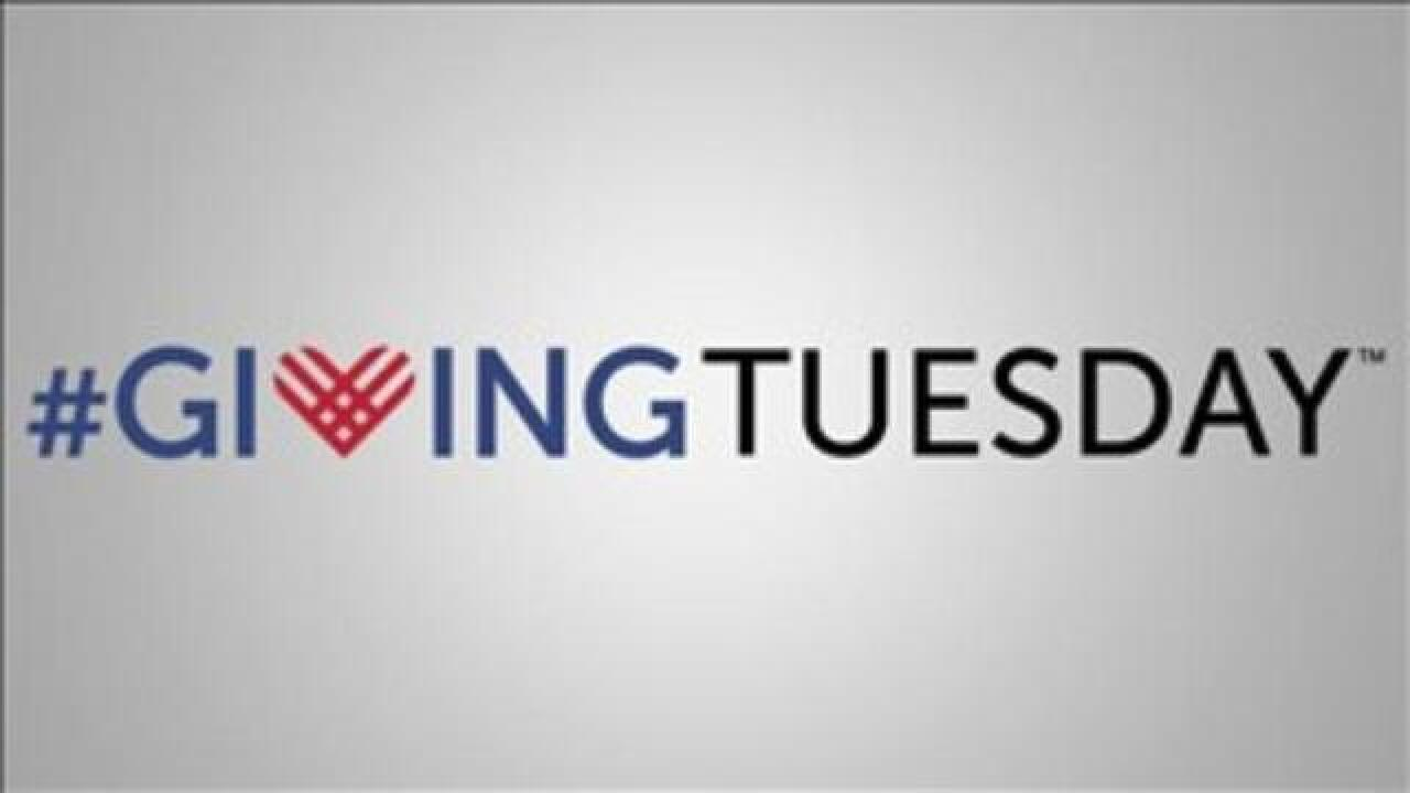 How to give back on #GivingTuesday
