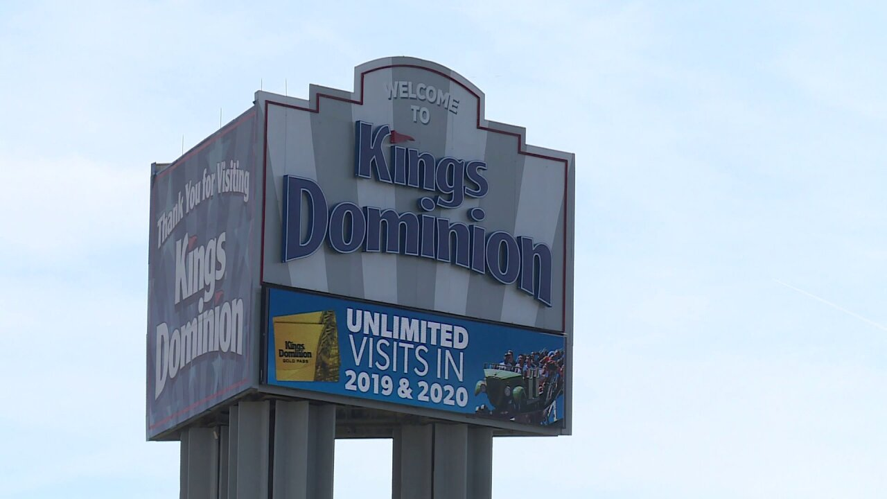 'Altercation' at Kings Dominion leads to panic, multiple arrests