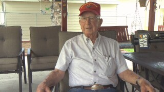 Billings vet gets back dog tags lost more than 60 years ago