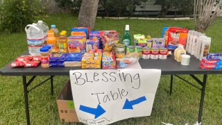 Blessing Tables