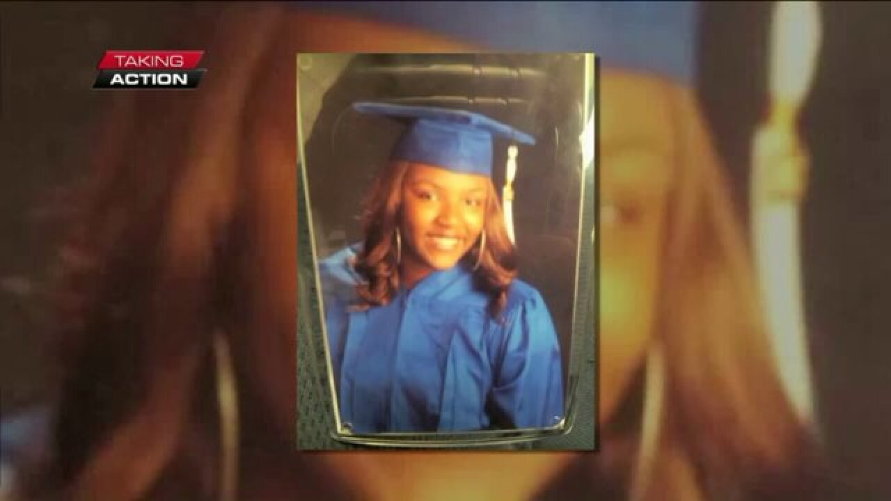 Family wants answers in teen's unsolvedmurder