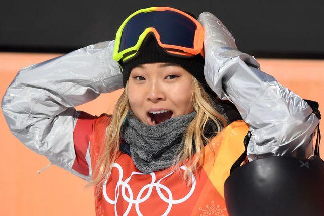 Chloe Kim's Amazing Winter Olympics