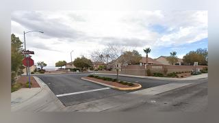 Sapphire Desert Drive murder homicide.PNG