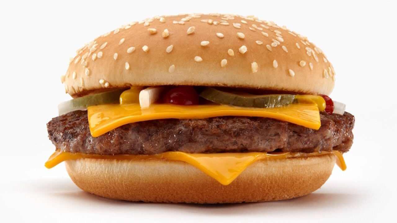 McDonald's announces changes to classic burgers