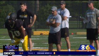 How Longtime Randolph-Macon football coach overcame personal struggles to help his players do thesame