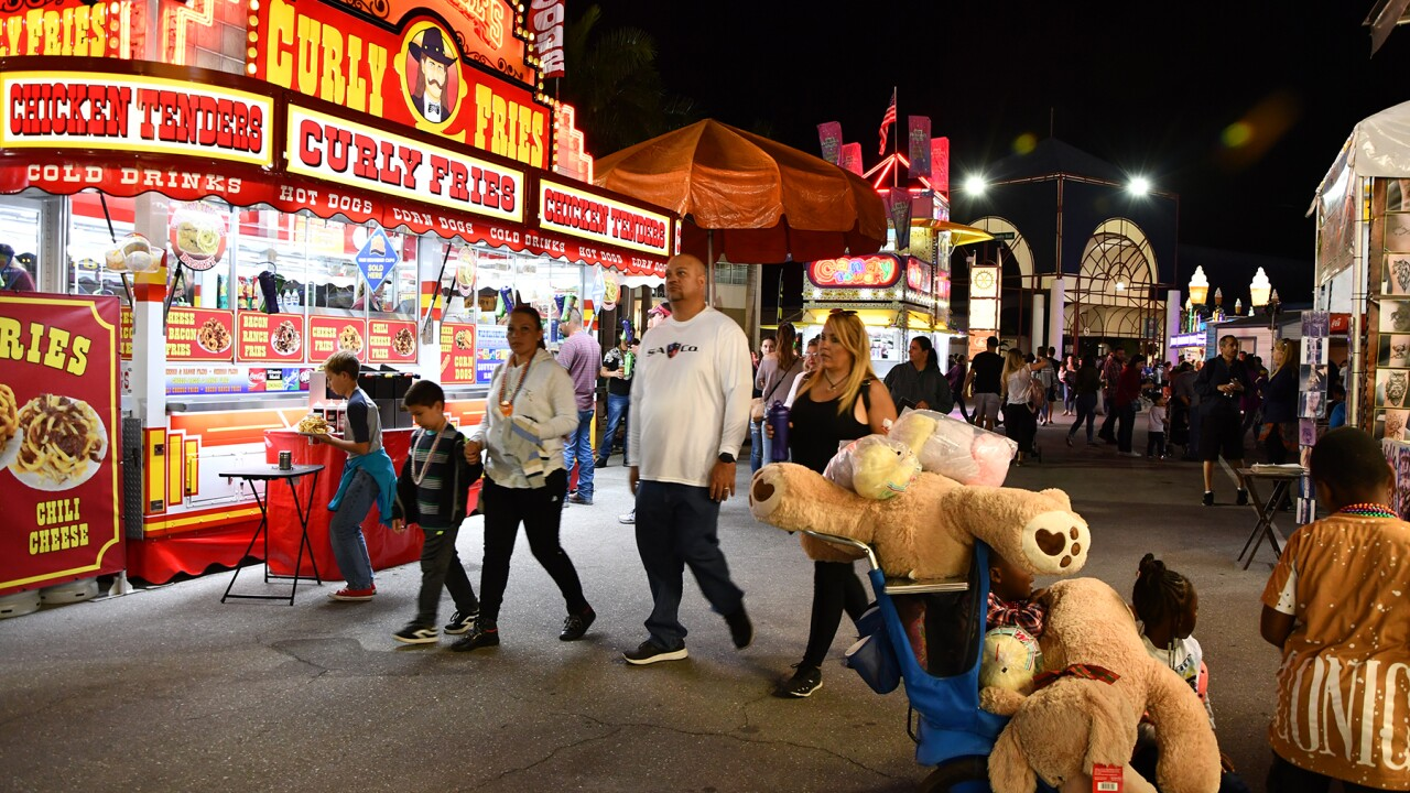 The traditional 2021 South Florida Fair has been canceled and replaced with a smaller event.