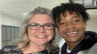 This Student Gave A Bullied Classmate A New Wardrobe—and Then Helped 100 Foster Kids, Too