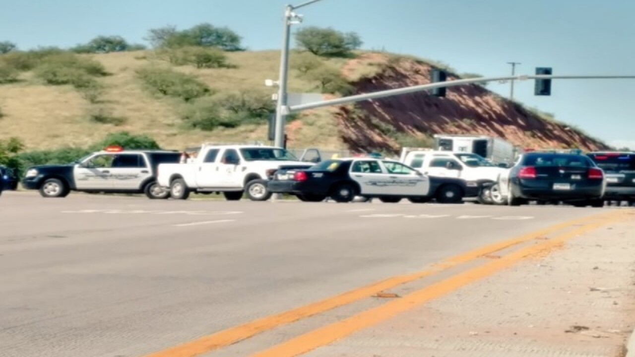 Agents investigating smuggling before shooting