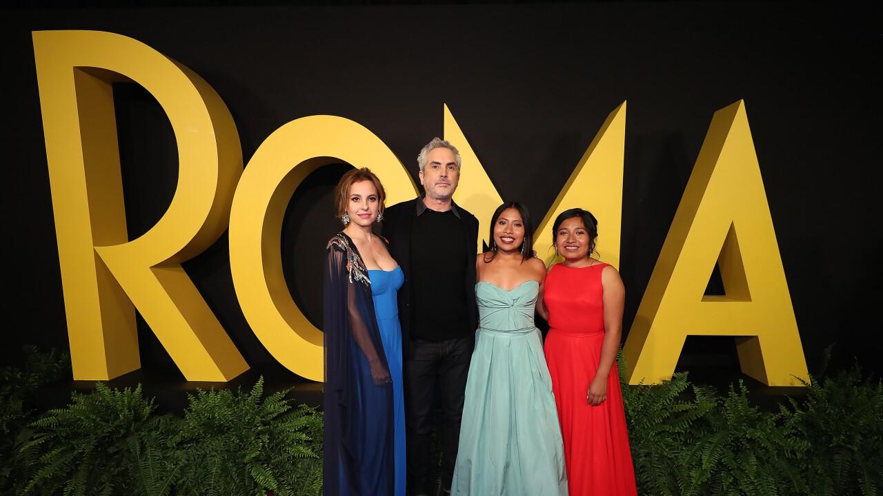 Netflix scores first best picture nomination for Spanish-language