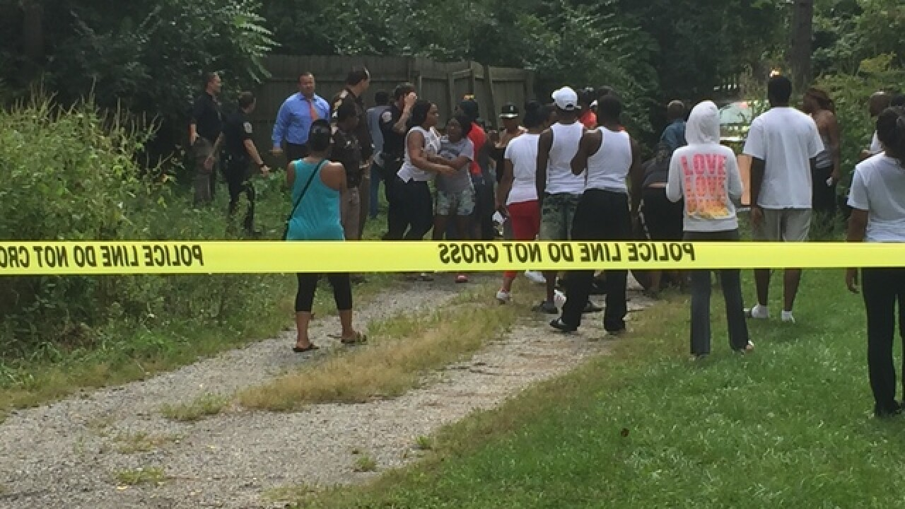 Bodies found blocks away from bloody scene ID'd