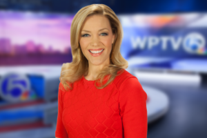 WPTV anchor Shannon Cake
