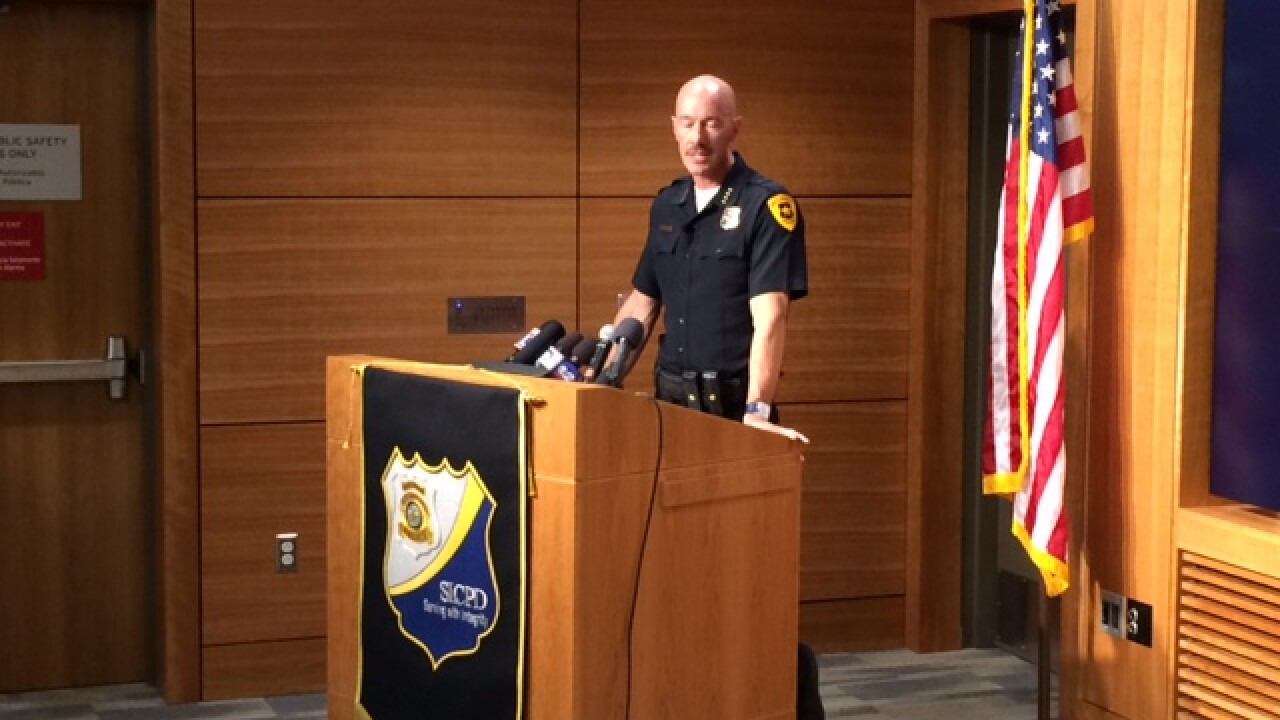 SLC Police Chief addresses dog shooting incident
