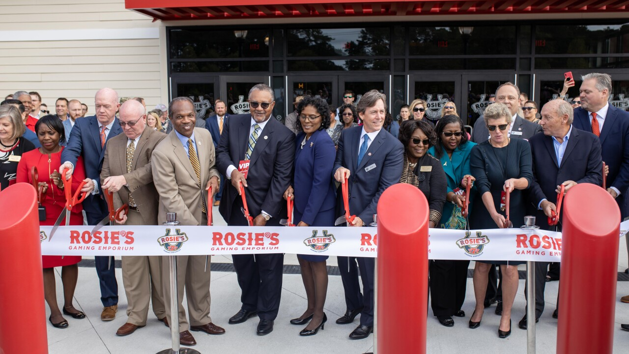 Rosie's Gaming Emporium opens in Hampton