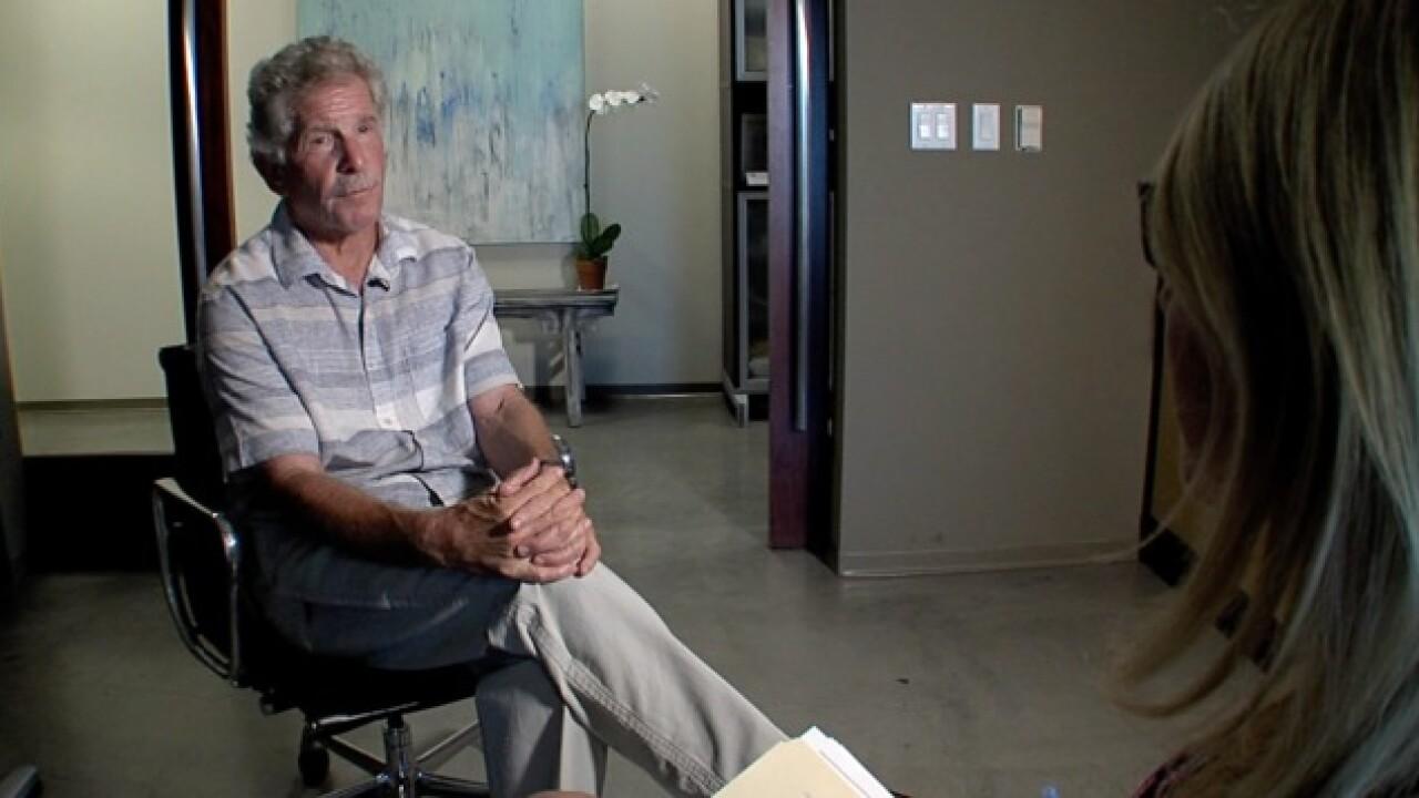 Coronado coach speaks out about defamation suit