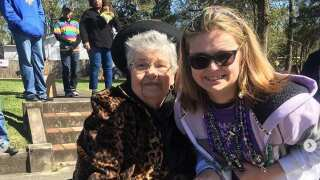 Opelousas Mardi Gras parade back in the swing of things