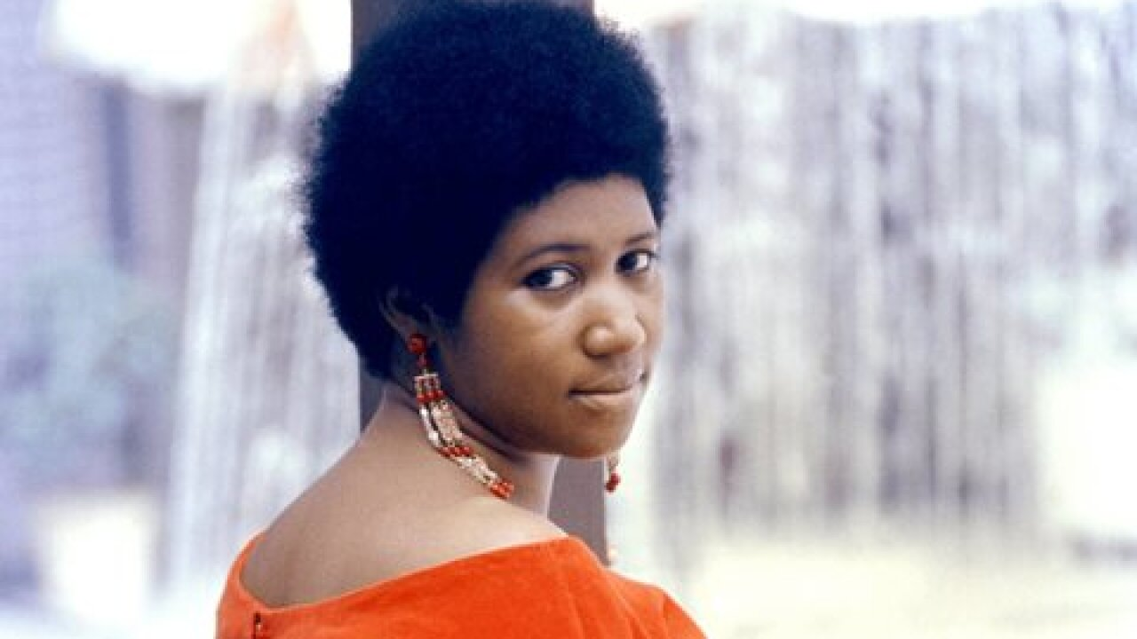 PHOTOS: Aretha Franklin through the years