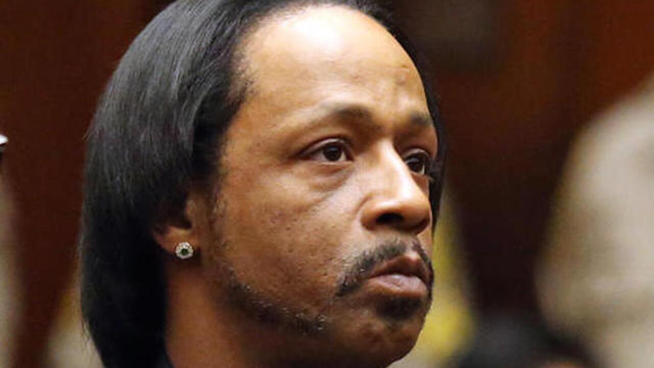 Katt Williams charged with battery in Los Angeles