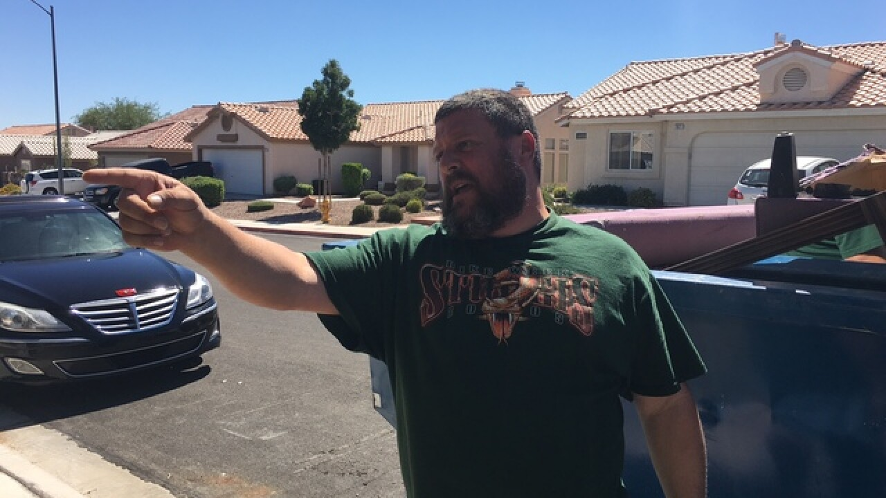 Vegas plumber saves 3 lives in less than 1 year