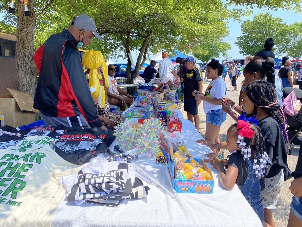 Racine Juneteenth celebration