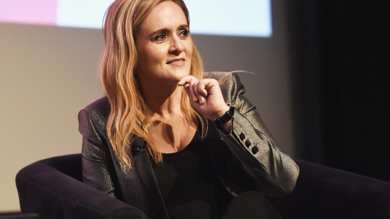 Samantha Bee's on-air mea culpa: 'Sorry for breaking America'