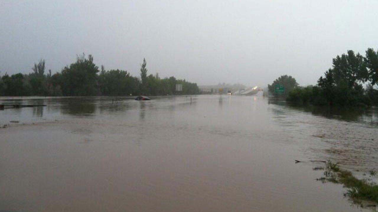 Larimer County flooding 2013